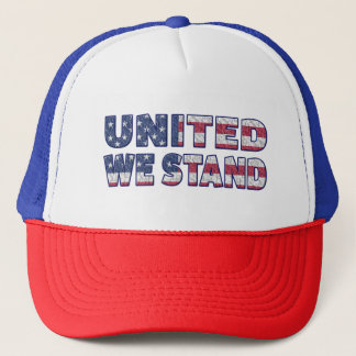 United We Stand Trucker Hat