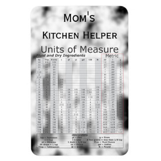Units of Measure Premium Flexi Magnet