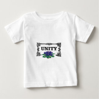 unity blue in frame baby T-Shirt