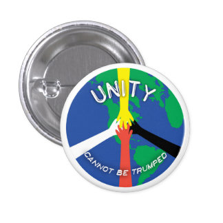 Unity Cannot Be Trumped - Button