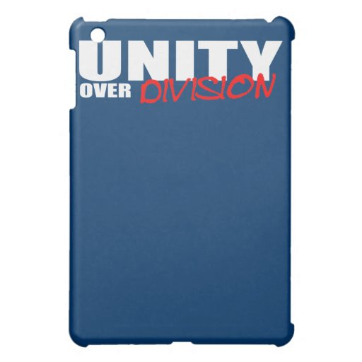 UNITY OVER DIVISION CASE FOR THE iPad MINI