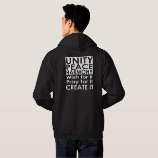Unity Peace Harmony Hoodie