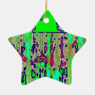 Unity Thrust Ceramic Star Ornament