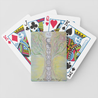 Unity Tree Playing Cards - Love Knows the Way