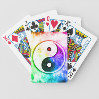 Universal Balance Bicycle Playing Cards