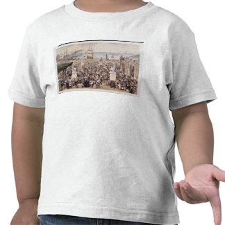 Universal Democratic & Social Republic T-shirts