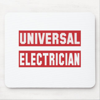 Universal Electrician Mouse Pad