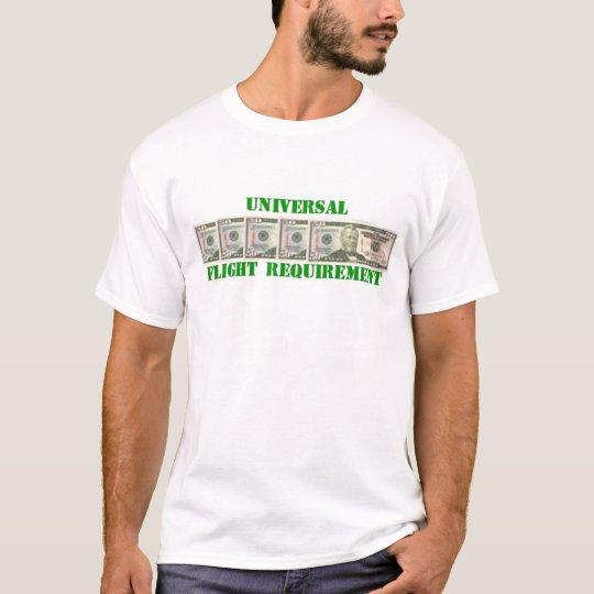 Universal Flt Requirement T-Shirt