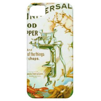 Universal Food Chopper 1897 iPhone 5 Case
