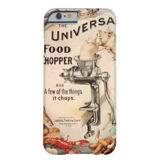 Universal Food Chopper iPhone Case