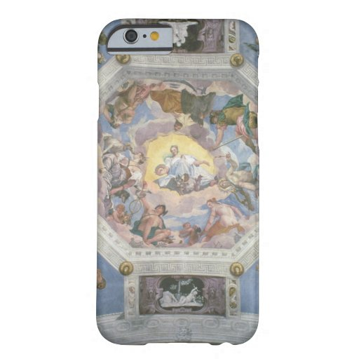 Universal Harmony, or Divine Love, from the ceilin iPhone 6 Case