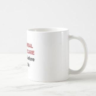 Universal HealthCare Coffee Mug