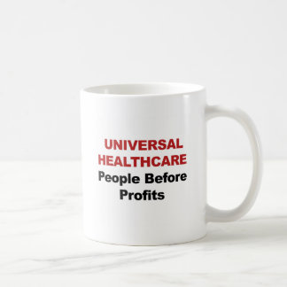 Universal HealthCare Coffee Mug