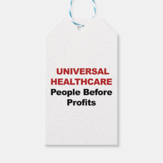 Universal HealthCare Gift Tags