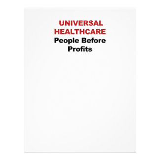 Universal HealthCare Letterhead
