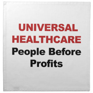 Universal HealthCare Napkin