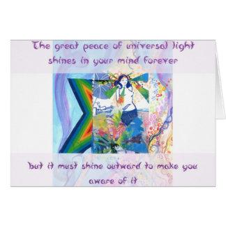 Universal Light Card