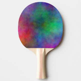 Universal Love! Ping Pong Paddle