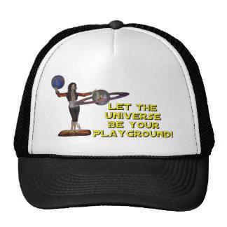 Universal Playground Trucker Hat