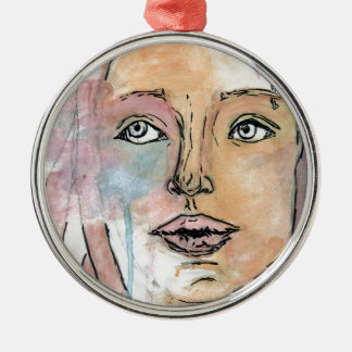 Universal Self Metal Ornament