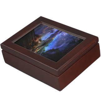 Universal Tree of Life Keepsake Box