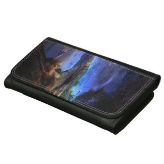 Universal Tree of Life Leather Wallet