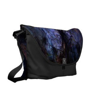 Universal Tree of Life Messenger Bags