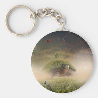 Universal Turtle Keychain