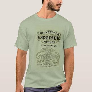 Universala Esperanto Metodo de Doktoro Benson T-Shirt