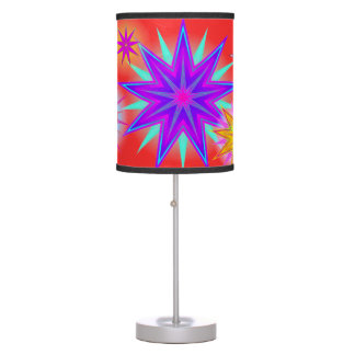 UNIVERSE #8 TABLE LAMP