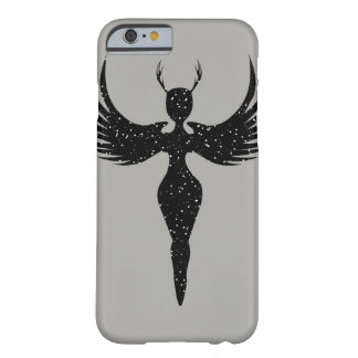 universe black barely there iPhone 6 case