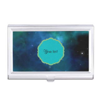 Universe Business Card Holder
