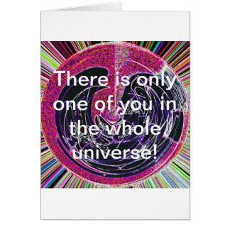 Universe Card