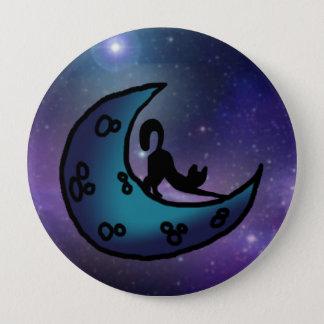Universe cat 4 inch round button