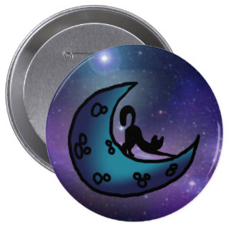 Universe cat 4 inch round button