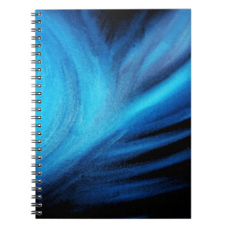 Universe in Blue Notebook