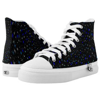 Universe Of Hearts♥ High Tops