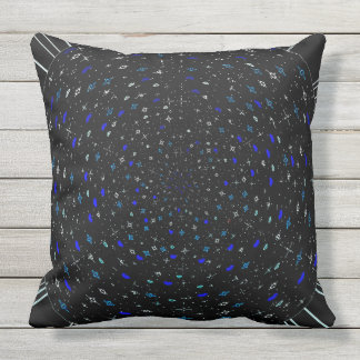 Universe Of Hearts♥ Throw Pillow