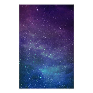 Universe Stationery Design