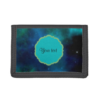 Universe Trifold Wallet