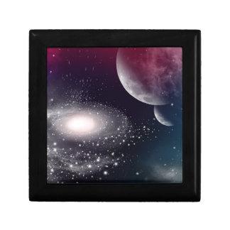 Universe Trinket Boxes