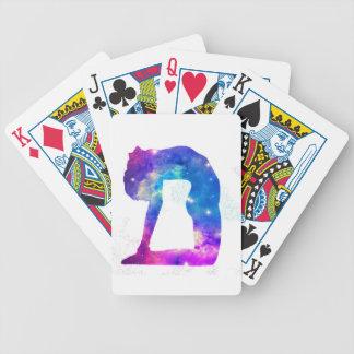 Universe Yoga Goddess Series Bicycle Playing Cards