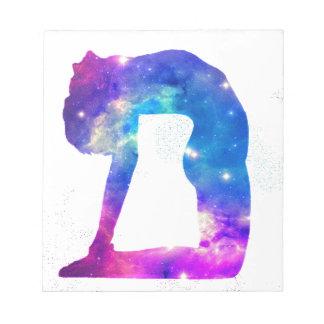 Universe Yoga Goddess Series Notepad