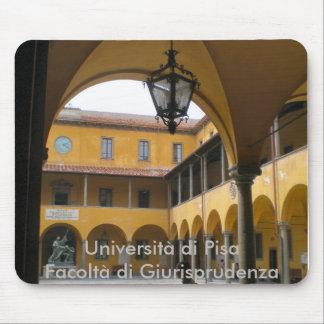 Università di Pisa Facoltà di Giurisprudenza Mouse Mat