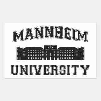 Universität Mannheim / Mannheim University