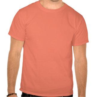 Université d amusement cachée signifiant la pièce t-shirt