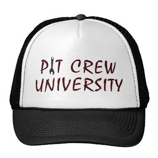 Université d'équipe du stand de ravitaillement casquette