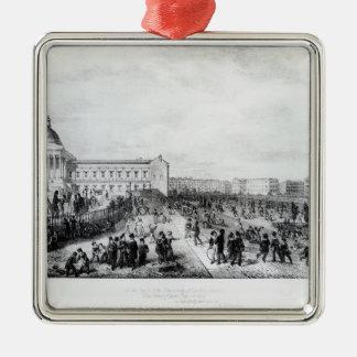 University College School, London, 1835 Metal Ornament