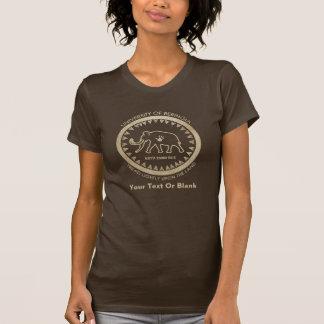 University of Beringia Mammoth T-Shirt