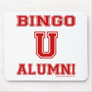 University Of Bingo mouse pad